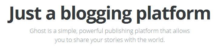 Der Geist des Bloggens